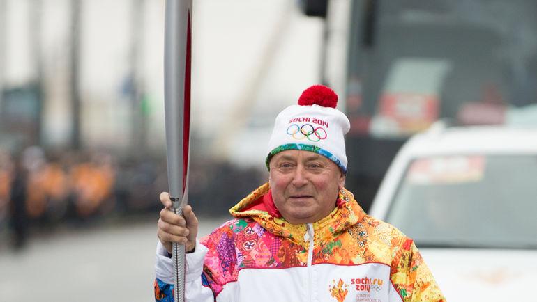 "Алексей МИШИН. Фото Оргкомитет ""Сочи-2014""."