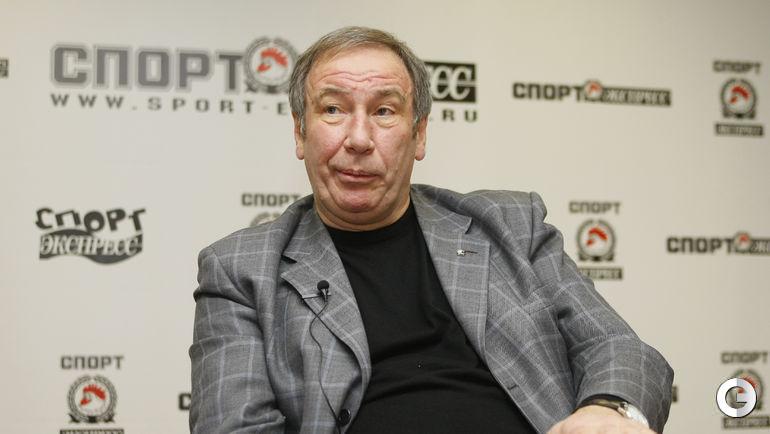 """Шамиль ТАРПИЩЕВ в редакции """"СЭ""""."""