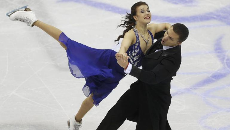 В один день с пресс-конференцией Марии Шараповой о мельдонии стало известно, что на этом препарате попалась Екатерина БОБРОВА, которая выступает в танцевальной паре с Дмитрием СОЛОВЬЕВЫМ. Фото Reuters