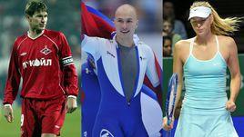 30 звезд России с допинг-проблемами.  От Титова до Шараповой