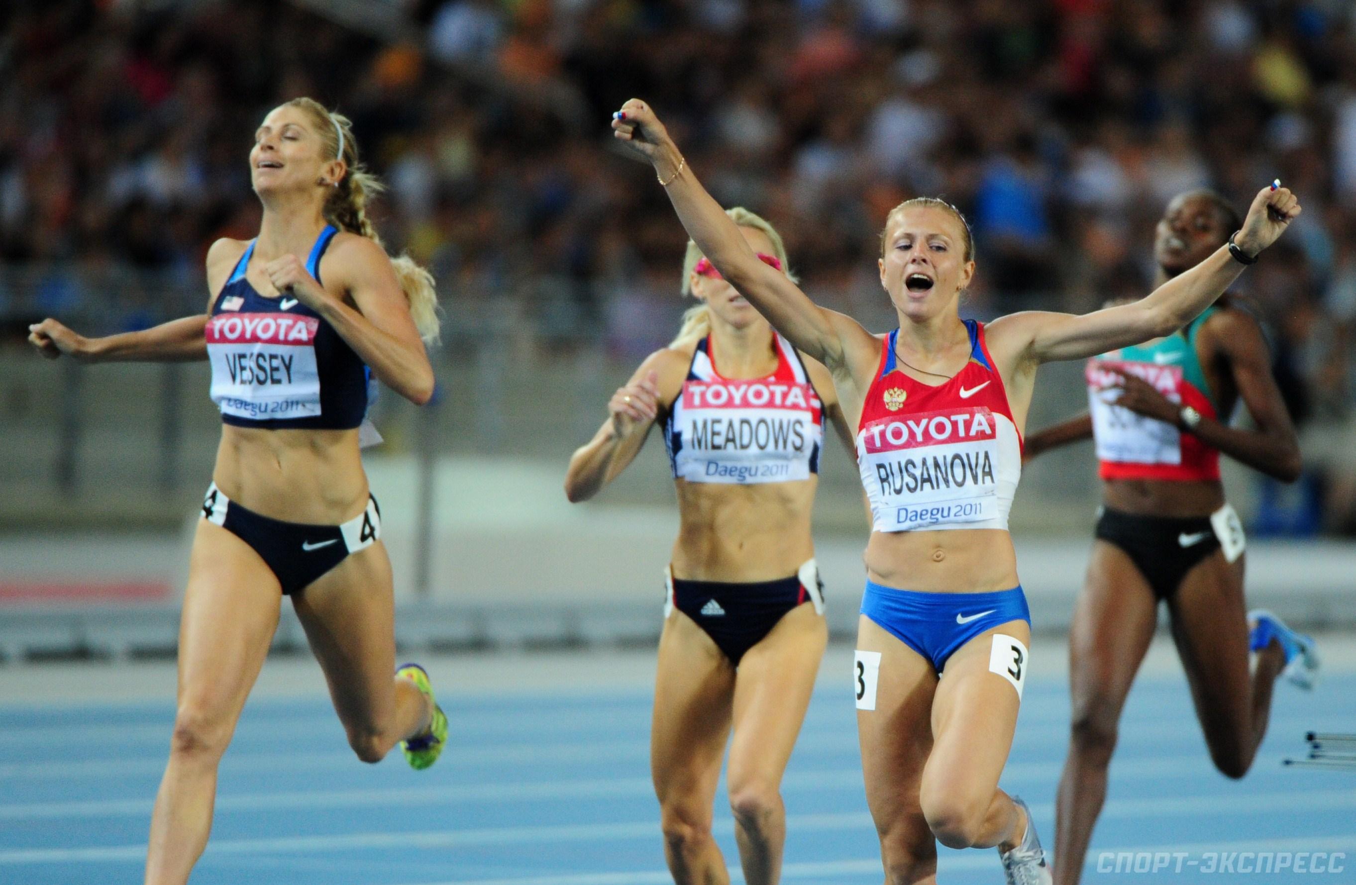 Фото российских спортсменок скрытой камерой
