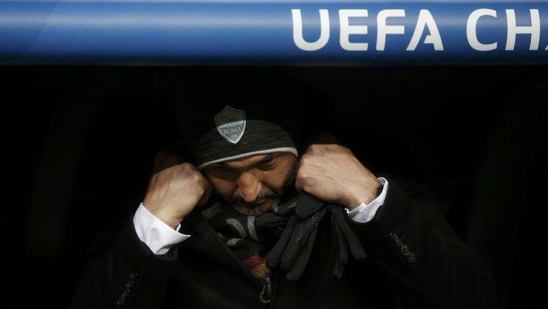 Лучано СПАЛЛЕТТИ едет за победой в Удине. Фото Reuters