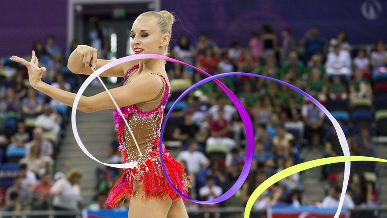 Яна КУДРЯВЦЕВА. Фото AFP