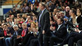 ЦСКА переиграл испанцев в Евролиге