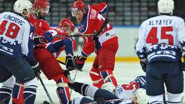 За две первых раунда Кубка Гагарина ЦСКА проиграл только один матч из девяти.