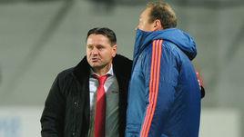И Дмитрий АЛЕНИЧЕВ, и Леонид СЛУЦКИЙ уходят на перерыв в чемпионате в хорошем настроении.
