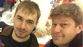Антон ШИПУЛИН и Дмитрий ГУБЕРНИЕВ.