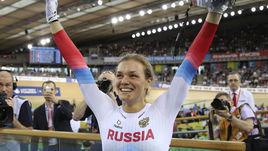 Сегодня. Лондон. Анастасия ВОЙНОВА - чемпионка мира-2016!