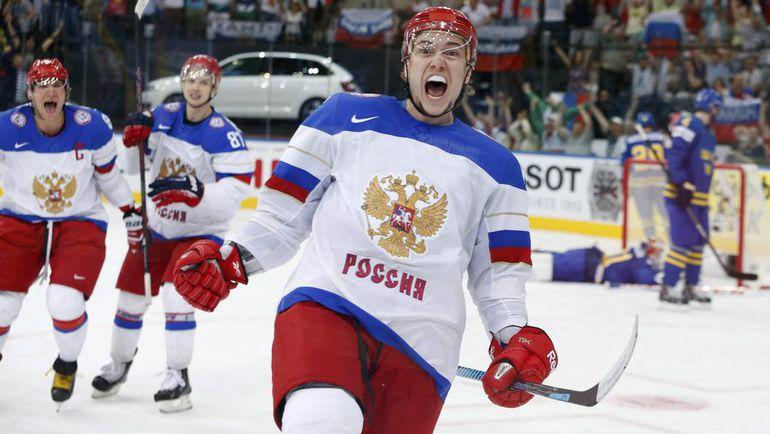 Сергей ПЛОТНИКОВ в золотом Минске-2014. Фото REUTERS