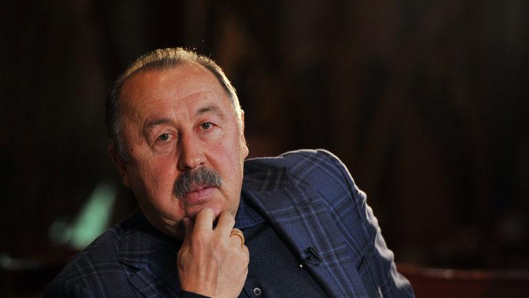 """Валерий ГАЗЗАЕВ. Фото Александр ФЕДОРОВ, """"СЭ"""""""
