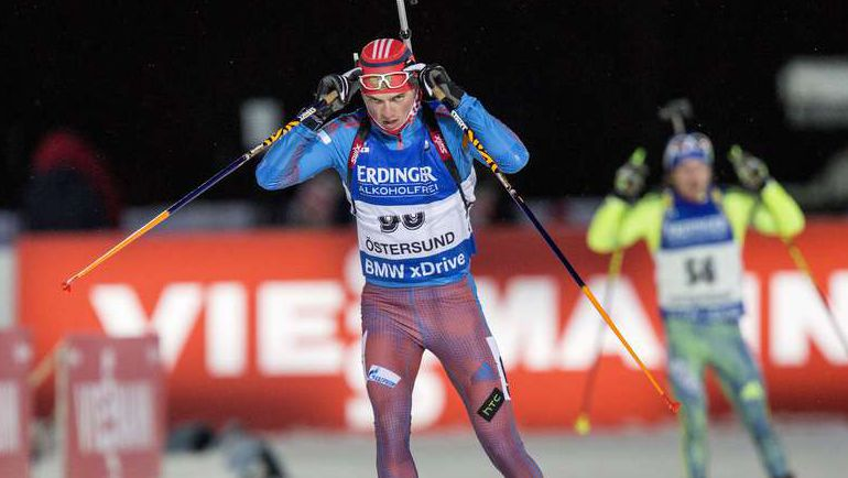 Антон БАБИКОВ. Фото AFP