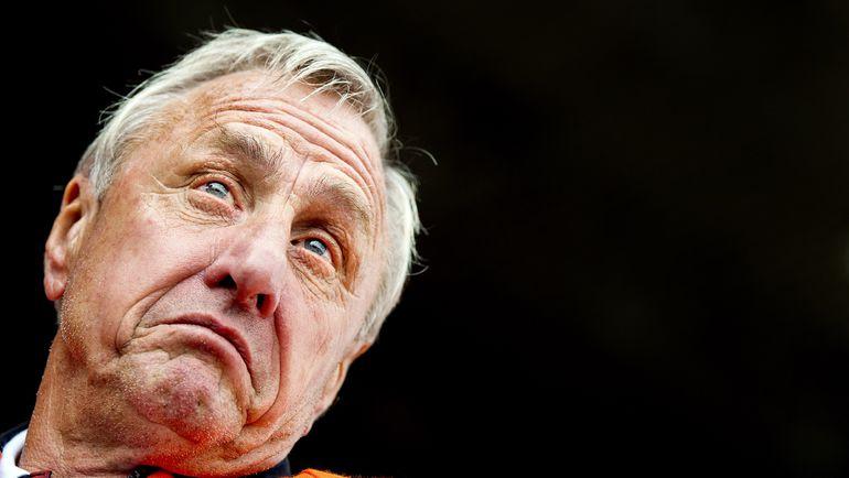 Йохан КРОЙФ. Фото Reuters