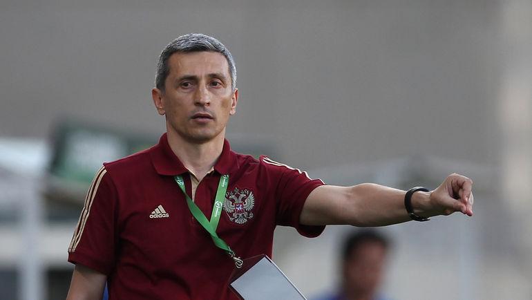 Дмитрий ХОМУХА. Фото Михаил ШАПАЕВ, РФС