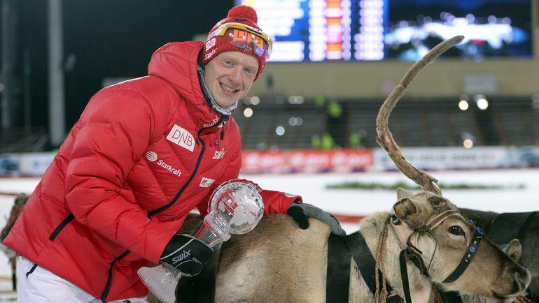 Йоханнес БЁ. Фото AFP