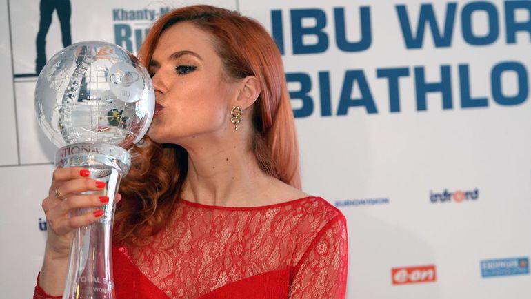 Габриэла СОУКАЛОВА. Фото AFP