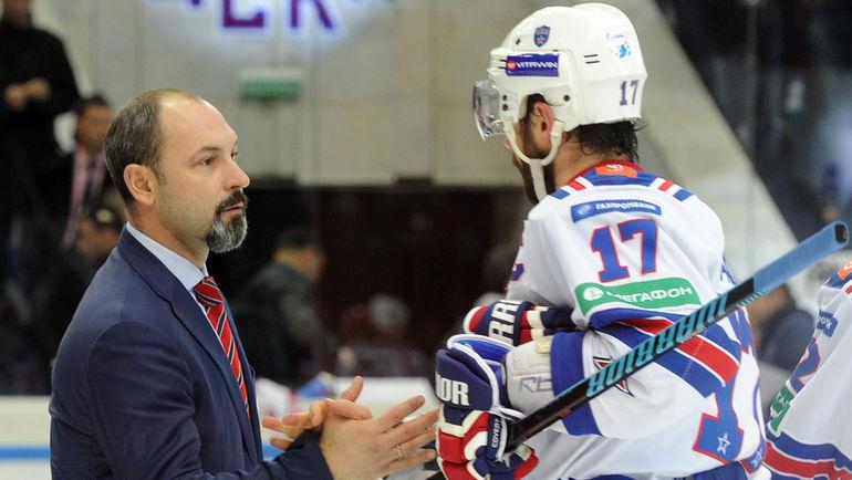 Сергей ЗУБОВ и Илья КОВАЛЬЧУК. Фото Никита УСПЕНСКИЙ, «СЭ»
