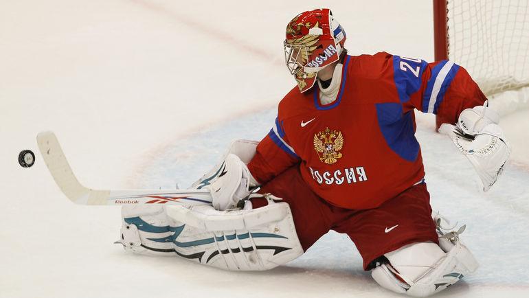 Евгений НАБОКОВ в олимпийском Ванкувере. Фото Александр ВИЛЬФ