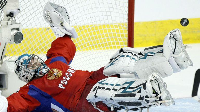 Евгений НАБОКОВ в Квебеке-2008. Фото Reuters
