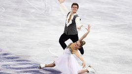 Сегодня. Бостон. Виктория СИНИЦИНА и Никита КАЦАЛАПОВ стали девятыми в короткой программе.