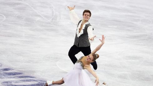 Синицина и Кацалапов предъявили свои амбиции
