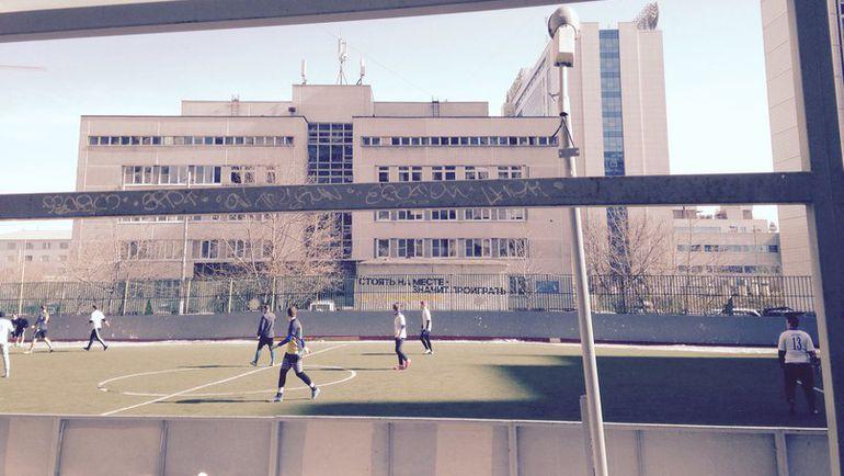 Этот розыгрыш ТДК проходит под патронажем звезд отечественного футбола.