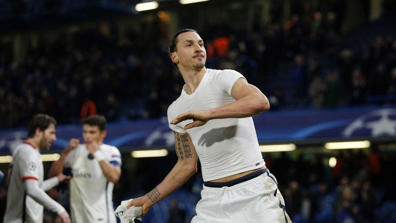 Златан ИБРАГИМОВИЧ. Фото Reuters