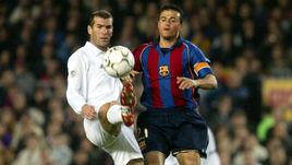 Когда-то два ярких футболиста Зинедин ЗИДАН и Луис ЭНРИКЕ решали судьбы класико на поле. А кто теперь окажется тактически сильнее?