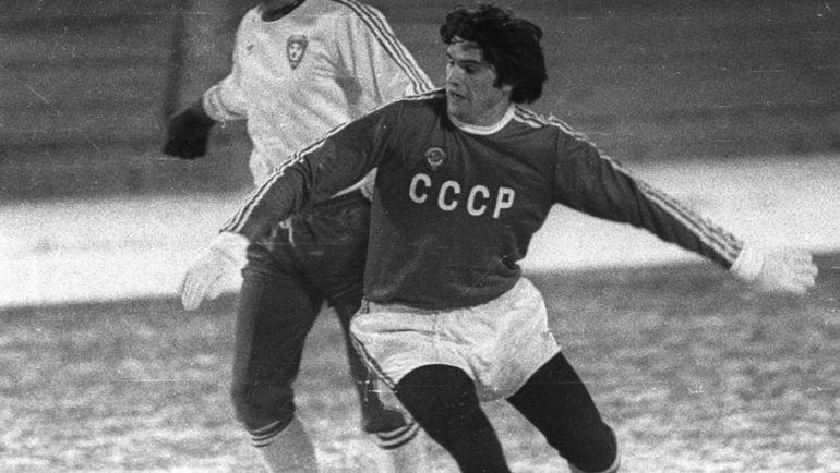 Сергей АНДРЕЕВ. Фото Сергей КОЛГАНОВ