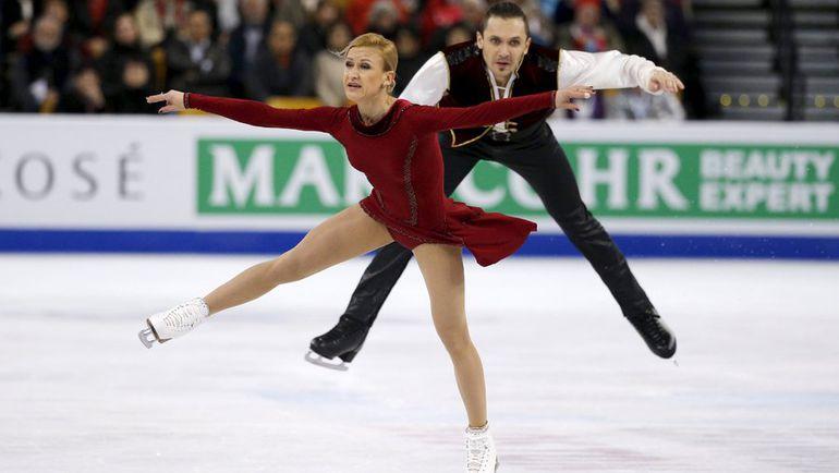 олимпийские чемпионы по фигурному катанию волосожар и траньков пропустят весь сезон