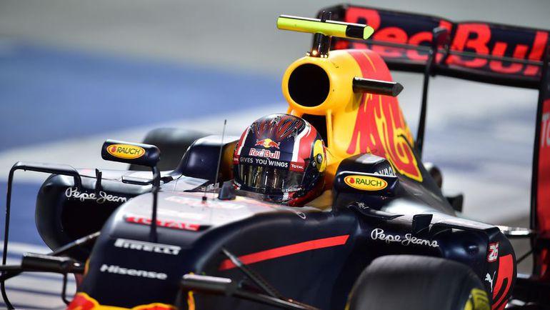"Даниил КВЯТ - седьмой на ""Гран-при Бахрейна"". Фото AFP"