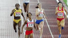 Татьяна АНДРИАНОВА (№614) будет бороться за свою медаль десятилетней давности в CAS.