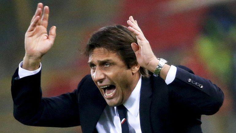 """Антонио КОНТЕ подписал контракт с """"Челси"""". Фото Reuters"""