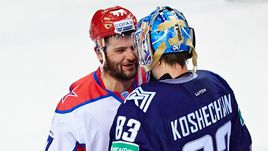 Александр РАДУЛОВ и Василий КОШЕЧКИН.