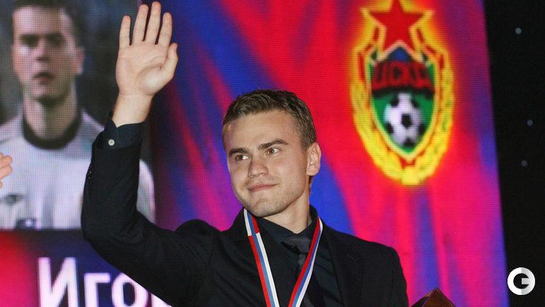 2007 год. Игорь АКИНФЕЕВ.