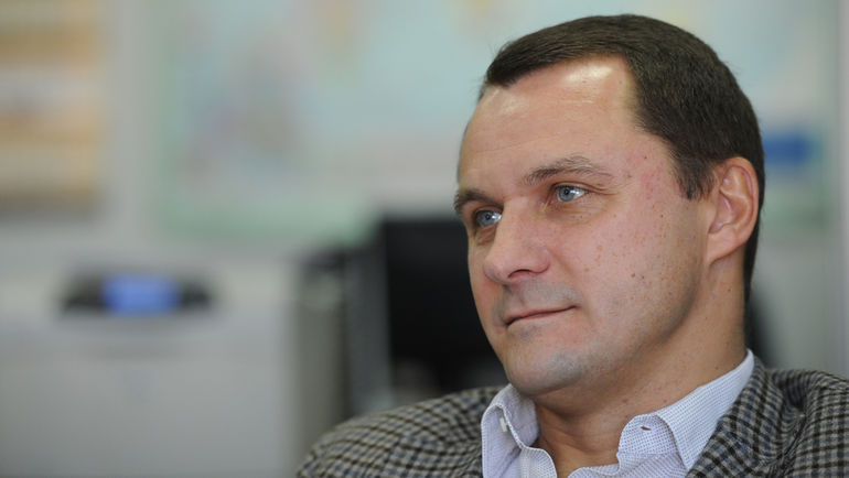 Андрей КОБЕЛЕВ. Фото Федор УСПЕНСКИЙ, «СЭ»