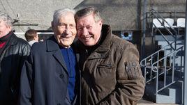 Герман ЗОНИН (слева) и Геннадий ОРЛОВ.