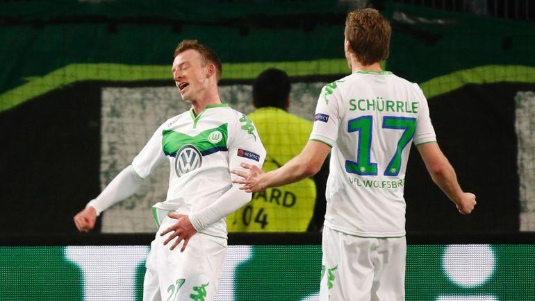 """Хватит ли """"Вольфсбургу"""" после победы над """"Реалом"""" в Лиге чемпионов сил на бундеслигу? Фото AFP"""
