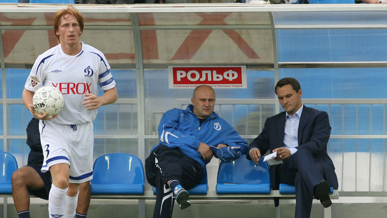 "Александр ТОЧИЛИН (слева) и Андрей КОБЕЛЕВ (справа). Фото Александр ФЕДОРОВ, ""СЭ"""