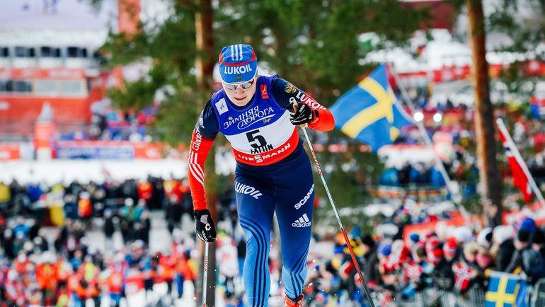 Евгения ШАПОВАЛОВА. Фото AFP