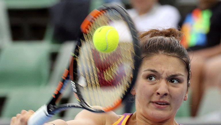Сейчас Маргарита ГАСПАРЯН - вторая ракетка сборной России. Фото REUTERS