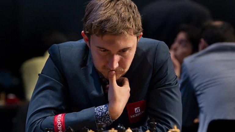В ноябре Сергея КАРЯКИНА ждет битва за шахматную корону с чемпионом мира Магнусом Карлсеном.