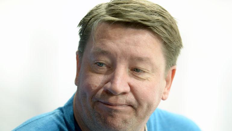 """Генеральный менеджер """"Йокерита"""" Яри КУРРИ. Фото photo.khl.ru"""