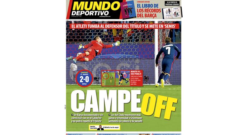 El Mundo Deportivo.