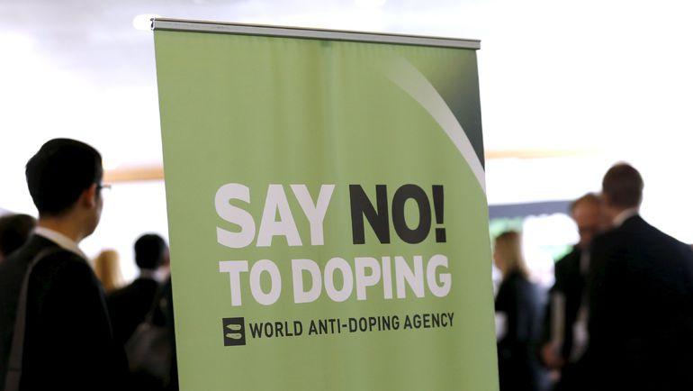 """WADA призывает сказать допингу """"Нет!"""". Фото Reuters"""