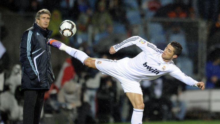 Мануэль ПЕЛЛЕГРИНИ сыграет против бывшей команды во главе с КРИШТИАНУ РОНАЛДУ. Фото Reuters