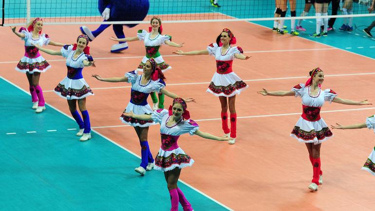 Женская суперлига: никто не выбывает. Фото Никита УСПЕНСКИЙ, «СЭ»