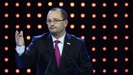 Генеральный секретарь ФИБА Патрик БАУМАНН.