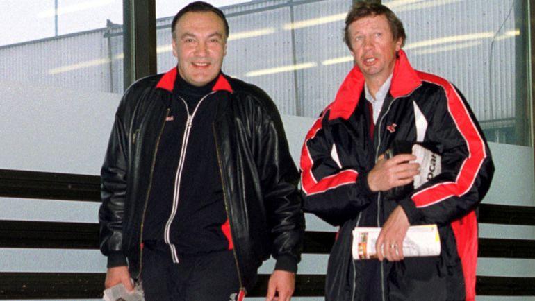 Александр ЯРДОШВИЛИ и Юрий СЕМИН. Фото Александр ВИЛЬФ