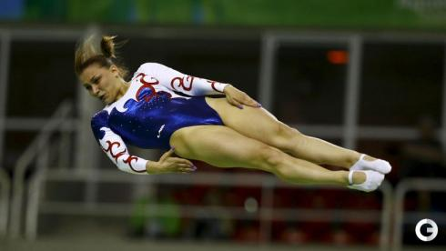 Гимнастка Яна Павлова принесла команде право на участие в Рио