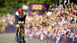 Брэдли Уиггинс - четырехкратный олимпийский чемпион